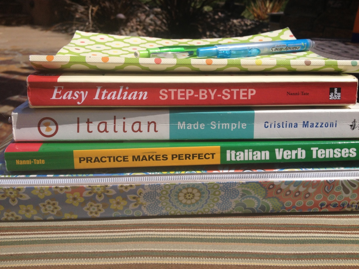 How I Study Italian