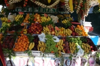 Fruit Stand in Rome