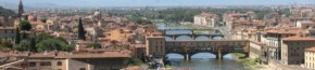 Snapshots from Florence: The Ponte Vecchio