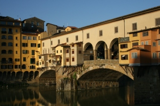 The lovely Ponte Vecchio
