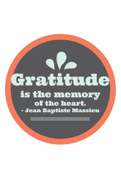 Gratitude (5)