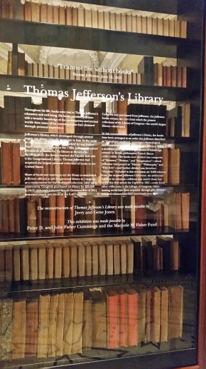 BookLove: Thomas Jefferson's Library