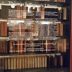 BookLove: Thomas Jefferson's Library