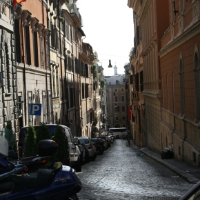 A Roman Sidestreet