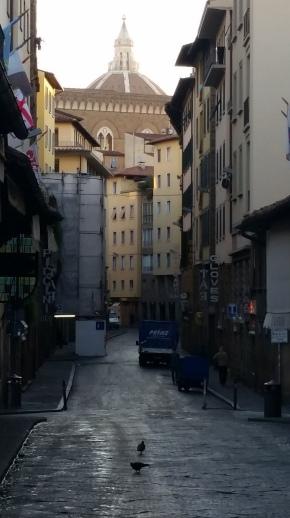 Morning in Firenze