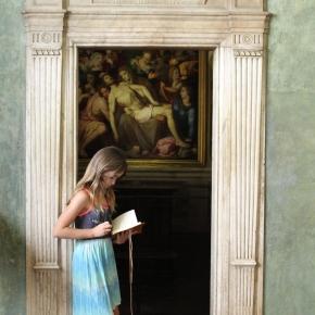 Snapshots from Italy,Framed