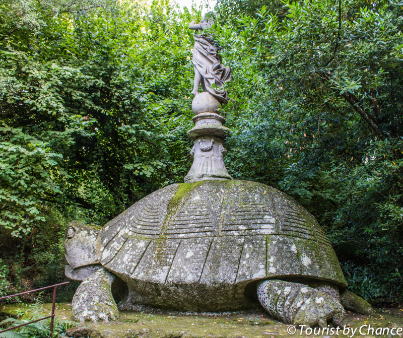 bomarzo-tartaruga