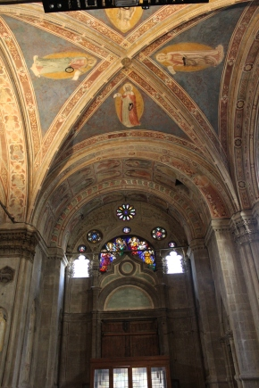 Churches of Florence: A Love Story, Part One
