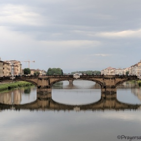 Gone But Not Lost: The Bridges of Florence during World War II