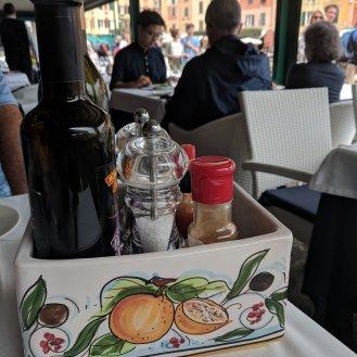 Lunch in Portofino