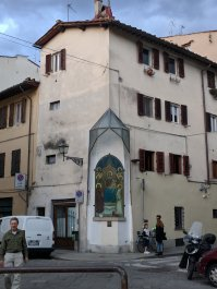 Un tabernacolo, Firenze