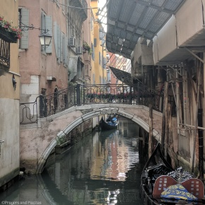 A Wander Through Venice