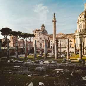 A Photo Tour of Rome's SevenHills